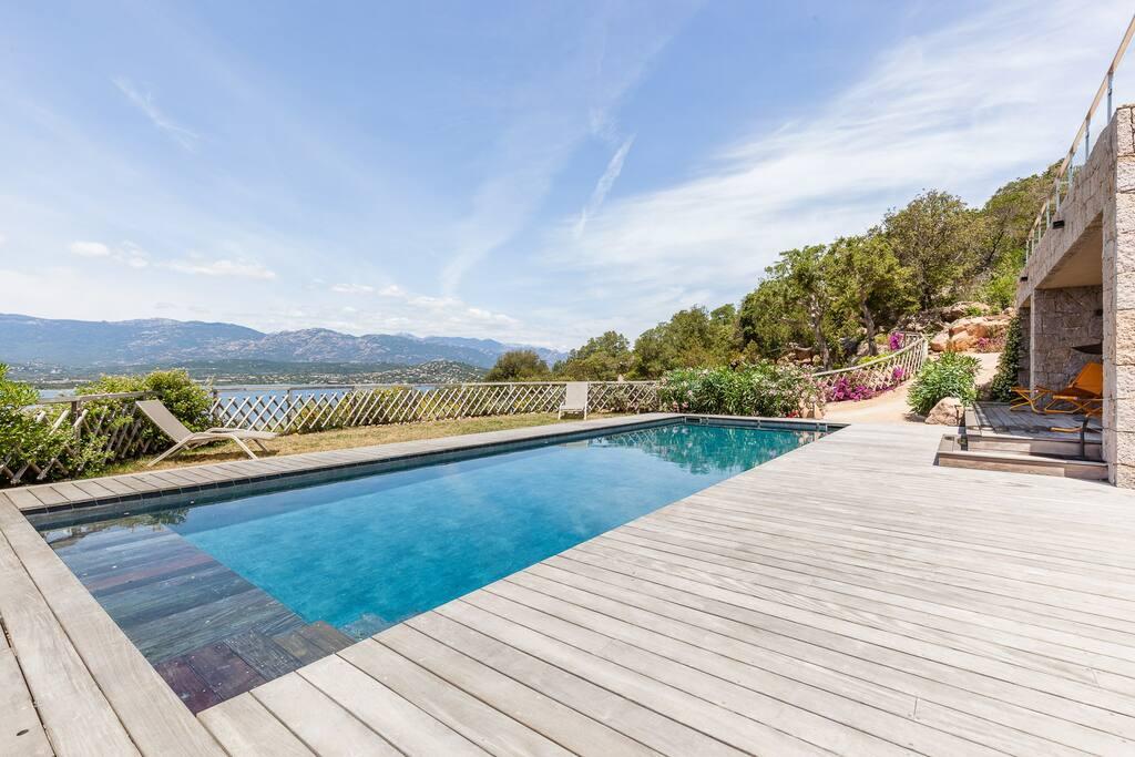 200 m² de terrasse