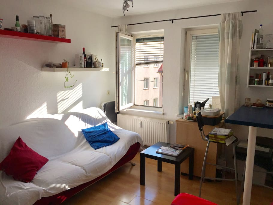 Central and cozy in the old town apartments for rent in for Augsburg apartments for rent