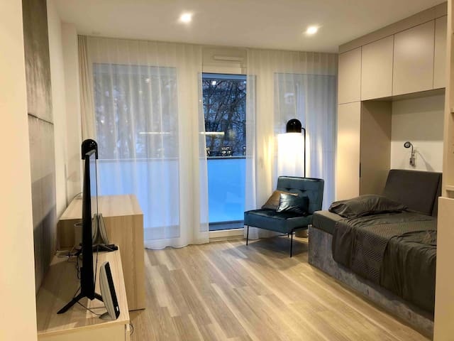 Exclusive apartment in the heart of Stuttgart