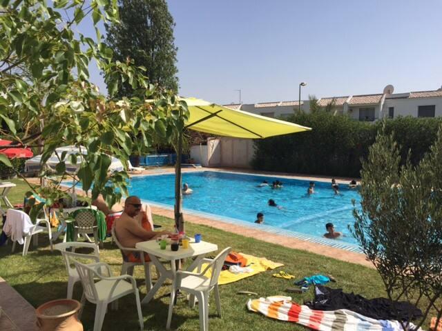 petite villa de 165 M2 à skhirat plage