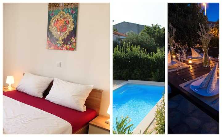 Classic 1Bedroom Apartment with Outdoor Pool