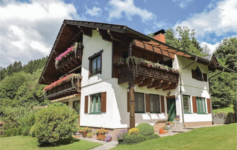 Holiday apartment with 1 bedroom on 40m² in Afritz am See