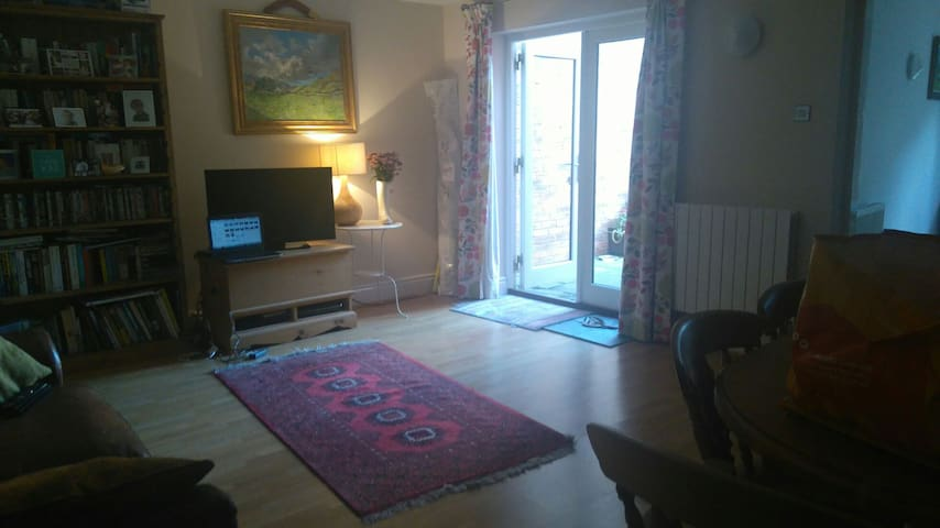 Comfortable flat in town centre - Royal Leamington Spa - Apartment
