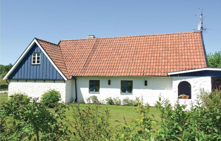 Holiday apartment with 1 bedroom on 70 m² in Nybrostrand