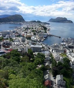 Nice apartment in sentrum of Ålesund - Appartamento