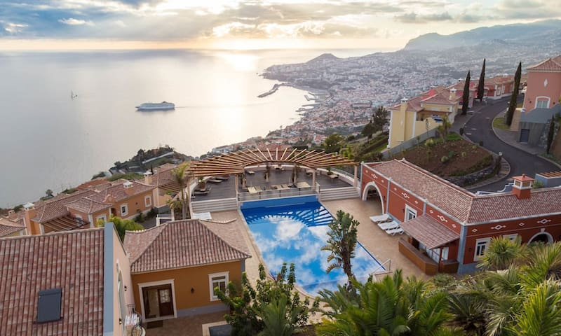 NEW - Your House In Madeira-With Pool