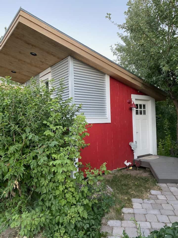 The COOP Birdhouse