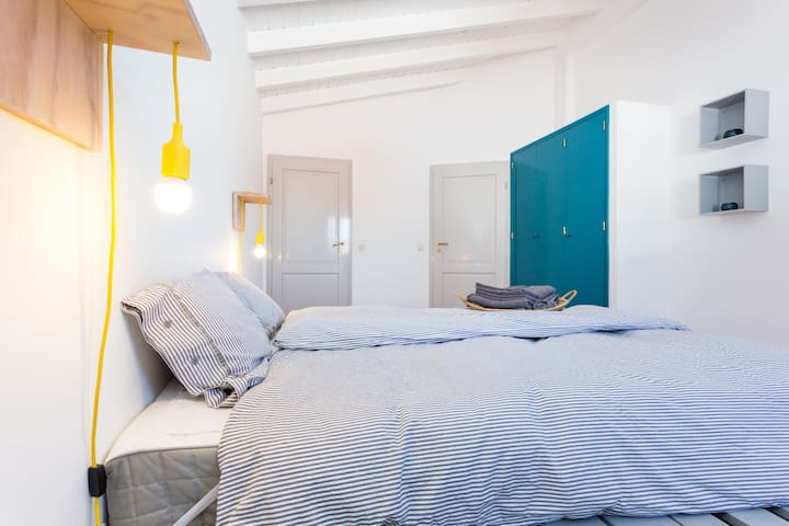 First floor Apt. with beachview - Bordeira - Apartemen