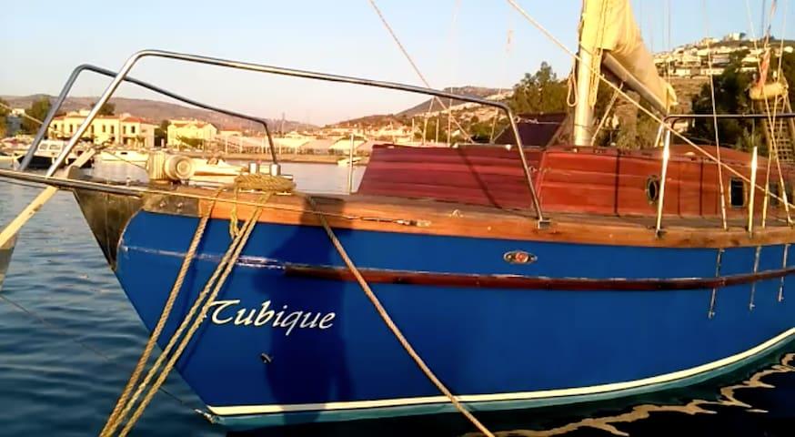 Sleep on a Sailboat! - Esmirna - Barco