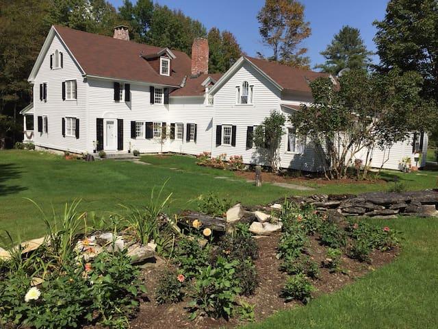 Rosecroft, Historic Home, Greylock Valley Estate
