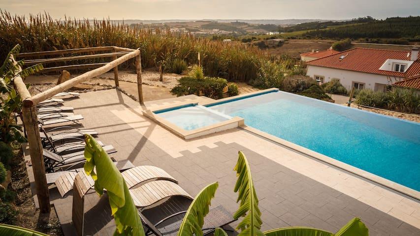 Private Villa The Maverick for7. Surf. Yoga. Relax