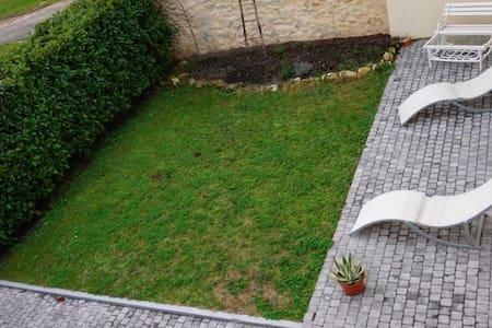 Chambre privée dans maison avec jardin - Listrac-Médoc