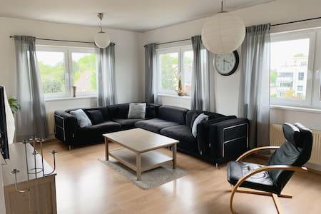 Huge, sunny Apartment in Lorsch!