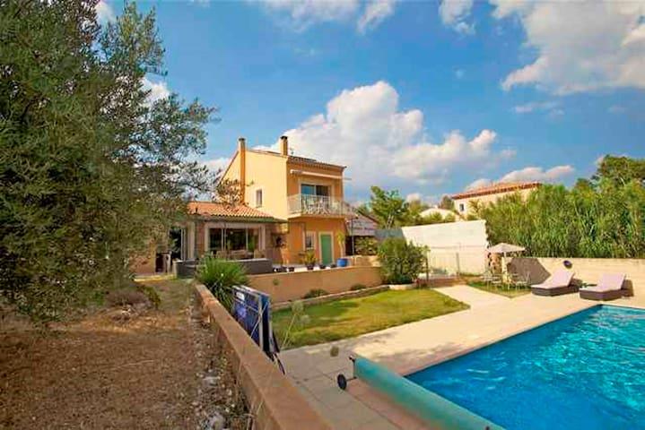 Provence, calme et confort, maxi 6 pers.