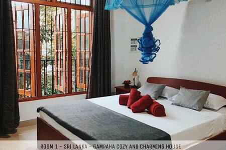 Charming private newly built house in GAMPAHA !