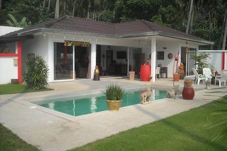 VILLA SAGEJO - 2 BDR WITH PRIVATE POOL - Ko Samui