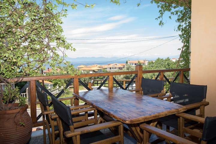 Sea View Apartment Grek Nea 2