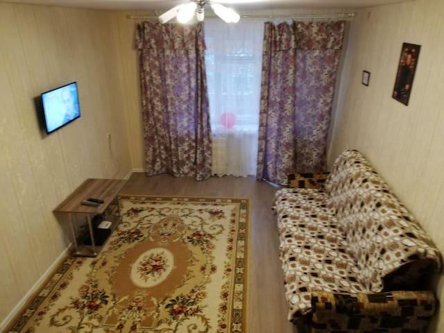 Апартаменты на Берёзовом