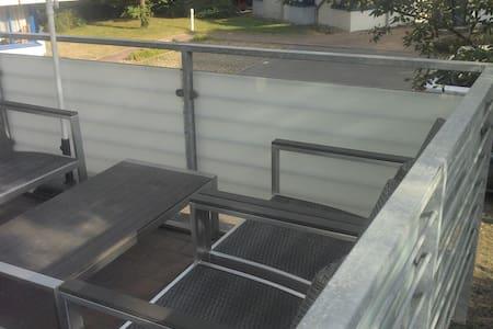 Im Süden wohnen mit zwei Balkonen - Magdeburg, Sachsen-Anhalt, DE - 公寓