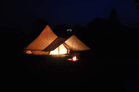 Glamping in the heart of the FingerLakes