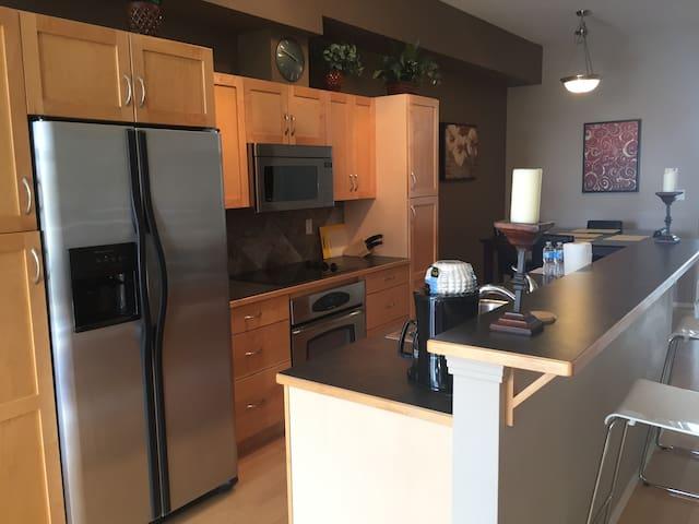 Glenora Gates Condo - Edmonton - Lejlighed