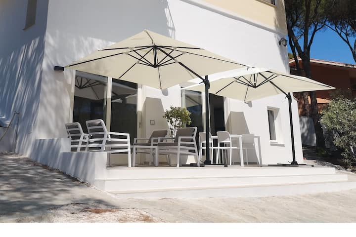 La Perla Marina- CASA SCIROCCO, Blu Home Sardinia