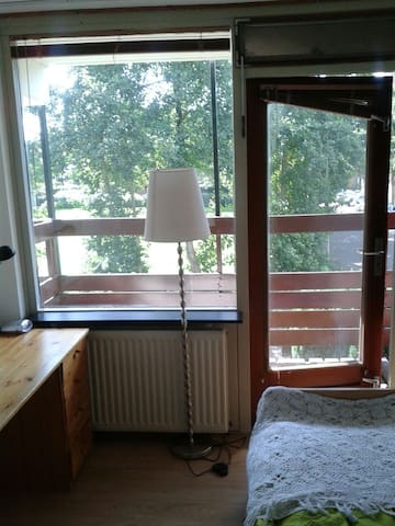 1 single private bedroom in quiet  Zoetermeer - Zoetermeer - Casa