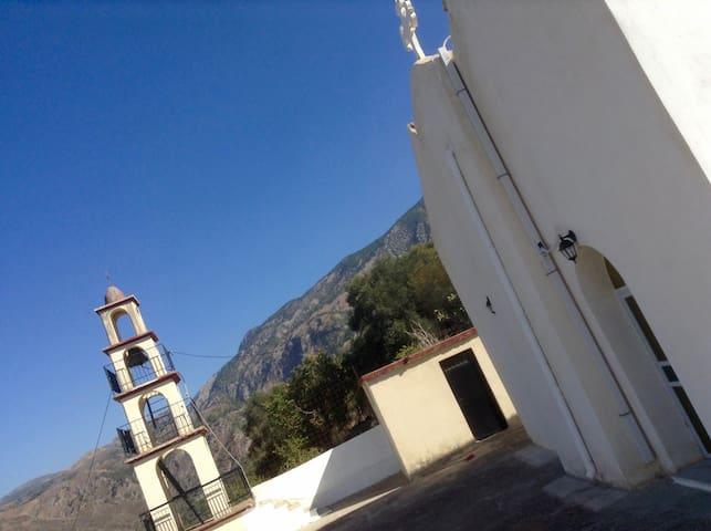 Orthodox Church (Agioi Pantes) - 1 min walk from the house