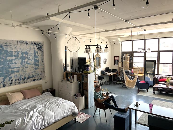 Instagrammers Dream Loft
