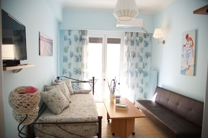 argiro's warm and cozy apartment, Athens Center