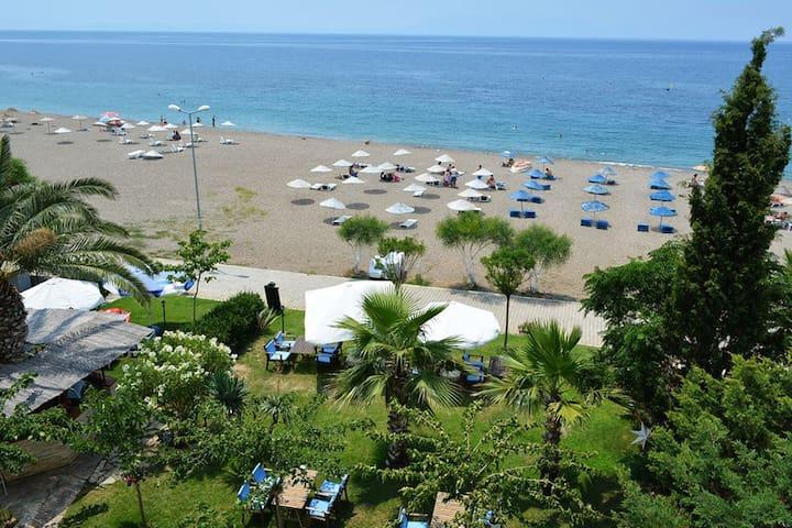 Palmiye Beach Hotel Özdere - Menderes - Pousada