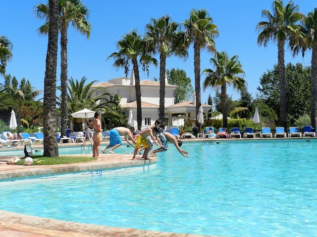 Quinta do Lago - Two bedroom in Ria Apartment,