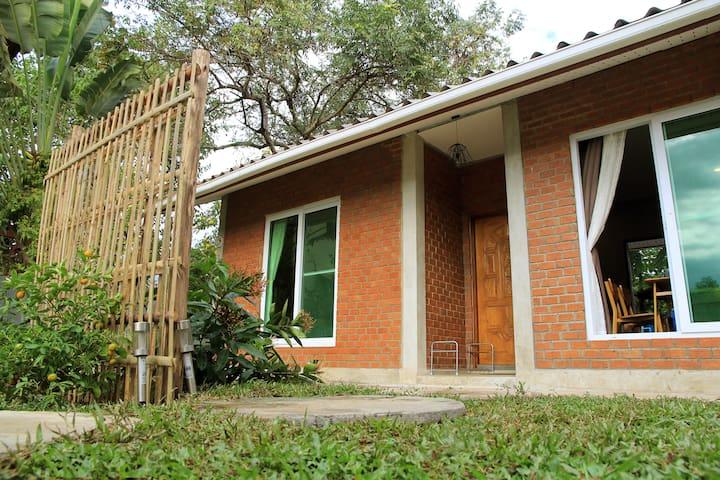 Pai House : Family House & Garden in Pai - Pai - Hus