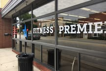Need to get a workout in?  Fitness Premier Crete is just down the street, see https://www.fitnesspremierclubs.com/