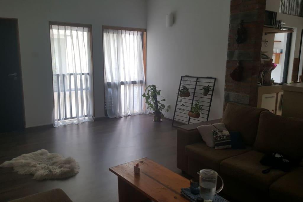 Living room/open plan