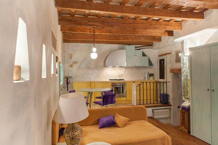 MarcheAmore - Il Passaggio Segreto, luxury loft