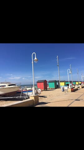 La antilla, 1 minuto a pie de la playa - La Antilla  - Gästsvit
