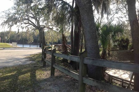 Spirit of the Suwannee Special For Couples