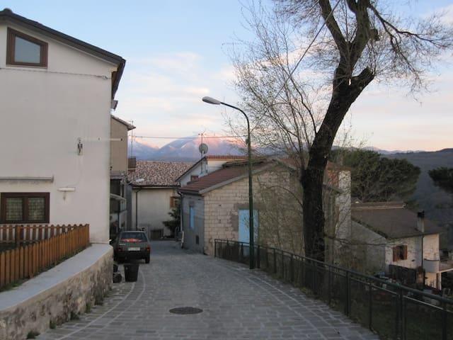 Parco nazionale del Pollino - Casa montagna - San Severino Lucano