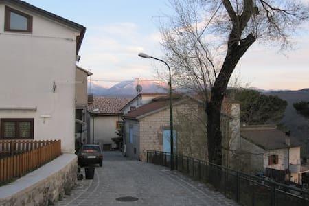 Parco nazionale del Pollino - Casa montagna - San Severino Lucano - Дом