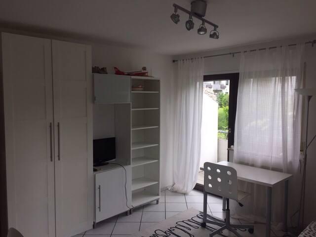 Nice small apartment in calm, beautiful area. - Heidelberg - Pis