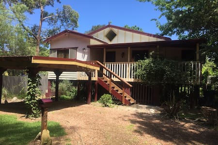 Quaint n Quirky Queenslander - Mossy Point - House