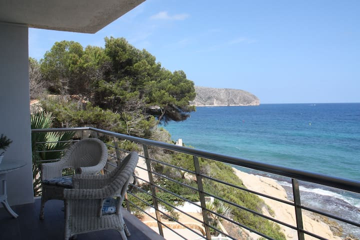 Sea Front apartment. Brand New! - Teulada - Appartement