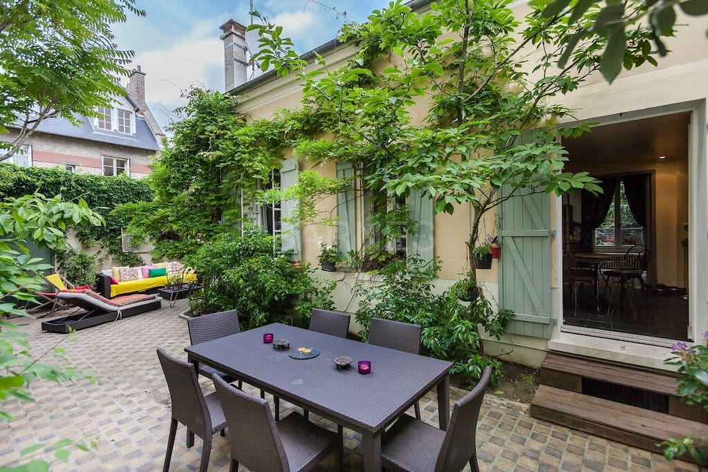 maison de claude houses for rent in boulogne billancourt 206 le de