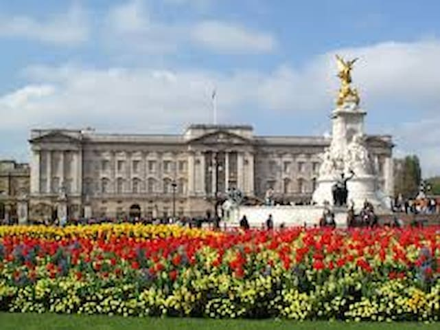 Central London, Westminster Tourism Hotspot