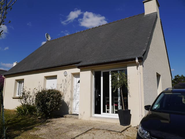 Maison au Pouldu proche des plages - Clohars-Carnoët - Semesterboende