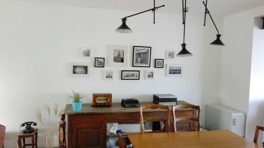 Une parenthèse dans le vignoble - Le Pallet - House