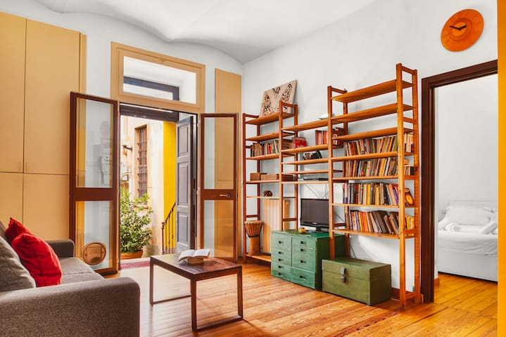Delightful appartment in the middle of Navigli