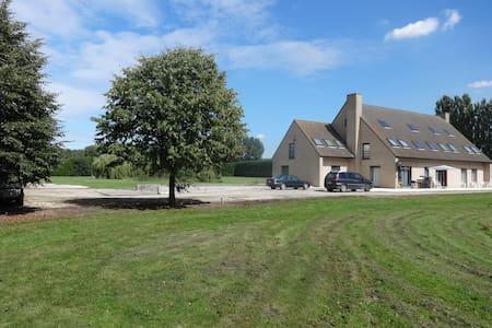 studio,in exclusieve omgeving, - Sint-Laureins - Huoneisto