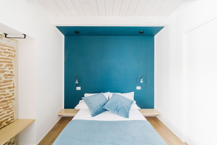 Baylle Room- Guesthouse in the hearth of Oristano